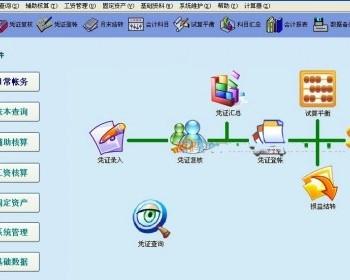 大型财务管理系统源码 财务系统 delphi源码