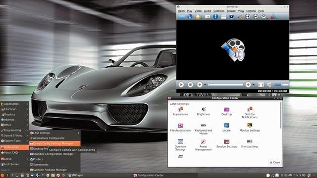 ExTiX 18.7 发布 基于 Ubuntu 的桌面 Linux 发行